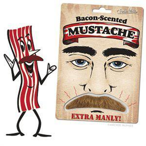 Accoutrements Bacon Scented Mustache #12442