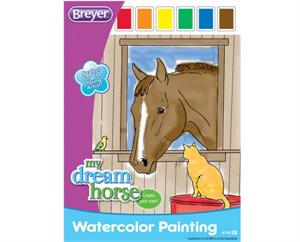 Breyer Horses Watercolor Painting Art Kit #4145