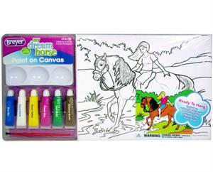 Breyer Horses Paint on Canvas Art Kit #4190