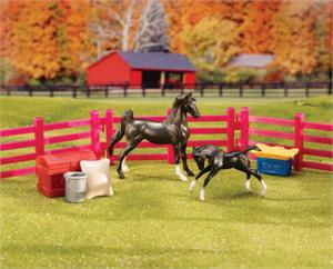 Breyer Horses Stablemates Size New Arrival Gift Set #5414