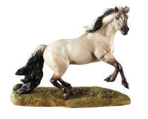 Breyer Horses Breeds of the World American Mustang #8255