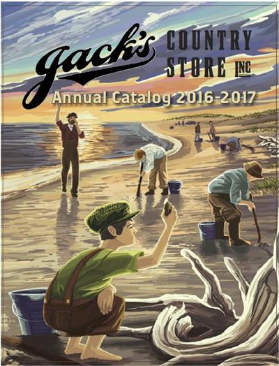 Jack's Country Store Catalog