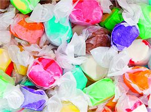 Fresh Salt Water Taffy