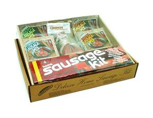 Smokehouse Products Deluxe Sausage Making Kit