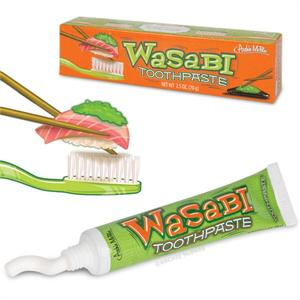 Accoutrements Wasabi Toothpaste #12490