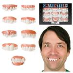 Accoutrements Gnarly Teeth Set of 9 #10818