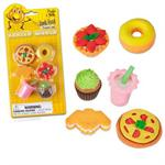 Accoutrements Junk Food Eraser Set #12246