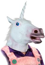 Accoutrements Magical Unicorn Mask #12283