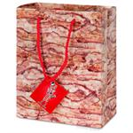 Accoutrements Bacon Gift Bag  #12341