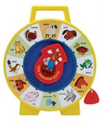 Classic See N Say Musical Toy by Fisher Price