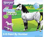 Breyer Horses My Dream Horse 3D Paint By Number Kit #4203