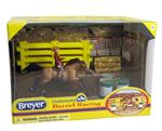 Breyer Horses Stablemates Barrel Racing Set #5377