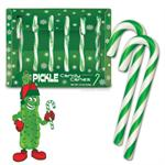 Accoutrements Fancy Pickle Flavored Candy Canes #12313