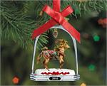 Christmas Horse decorative tree ornament