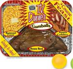 Accoutrements TV Dinner Gumballs #12298