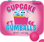 Accoutrements Cupcake Frosting Flavored Gumballs #12095
