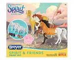 American Mustang Stallion Buckskin Horse from DreamWorks Spirit Riding Free
