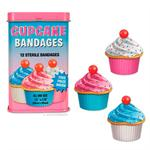 Accoutrements Cupcake Bandages #11905