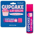 Accoutrements Cupcake Flavored Lip Balm #12050