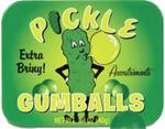 Accoutrements Dill Pickle Flavored Gumballs #12083