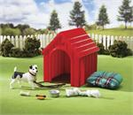 Breyer Horses Stablemates size Dog House Play Set #1508