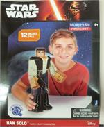 Blueprints Paper Craft Star Wars Hans Solo #12912