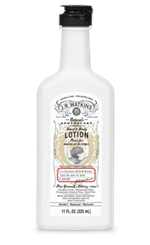 All natural lotion, made by J.R. Watkins with Coconut Milk and Honey