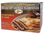 Nothing beats fresh, homemade breakfast sausage! It's fun and and easy to make. With our Sausage Seasonings you are in control. Make your sausage using 100% pork or mix pork with turkey or wild game–deer, elk, buffalo, antelope. Make patties, links or lea