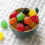 Jujyfuit Gummy Candy is similar to English Wine Gums Chewy Candy
