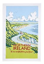 Ulster Weavers Kelly Hall Northern Ireland Tea Towel #022KNI