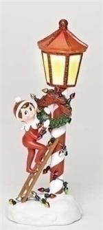 Elf on the Shelf Chippey the Elf with Light Pole Night Light #32062