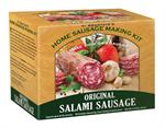Make homemade Salami with our Salami Sausage kit, made by Hi Mountain Jerky