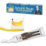 Accoutrements Archie McPhee Sigmund Freud Toothpaste #12483