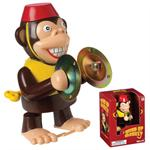 Classic Wind Up Monkey - start your own sidewalk circus