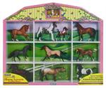Breyer Horses Stablemates Size Horse Lover's Collection Shadow Box, #5412