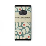 This original Seattle Chocolate flavor infuses double distilled peppermint oil into smooth milk chocolate. The mint is grown in Yakima Valley, Washington. 2.5 oz. Non-GMO Ingredients, Gluten Free, Kosher Certified Dairy. Rainforest Alliance Certified.  Se