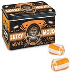 Fun gift providing luck and good fortune to anyone who believes. Reusable storage tin.