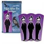 Accoutrements Edgar Allan Poe Bandages #12438
