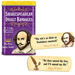 Accoutrements Shakespearean Insult Bandages #12389