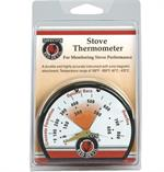Meeco's Red Devil Stove Thermometer #425 Wood Stove Fireplace