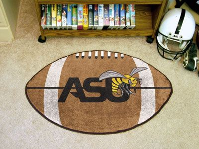 "Alabama State Football Rug 22""x35"""