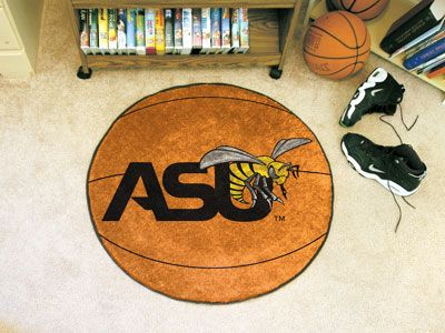 "Alabama State Basketball Rugs 29"" diameter"