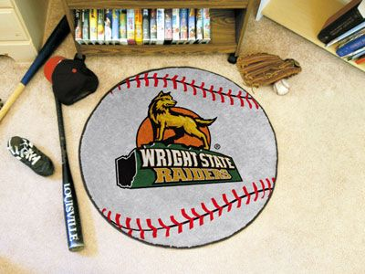 Wright State University Baseball Mat