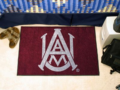 "Alabama A&M Starter Rug 20""x30"""
