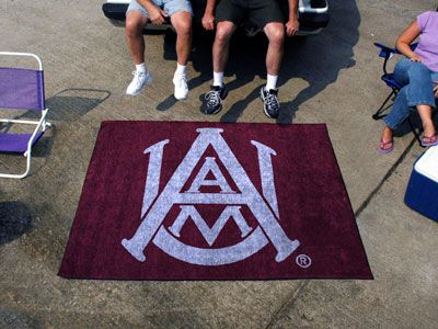 "Alabama A&M Tailgater Rug 60""x72"""