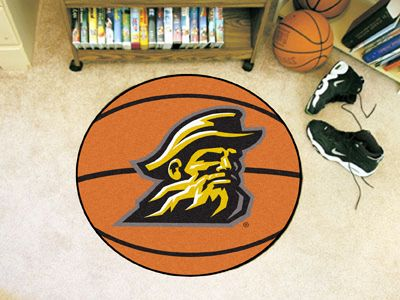 "Appalachian State Basketball Rugs 29"" diameter"