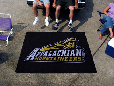 "Appalachian State Tailgater Rug 60""72"""