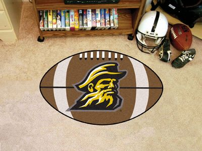 "Appalachian State Football Rug 22""x35"""