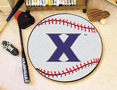 Xavier University Baseball Mat