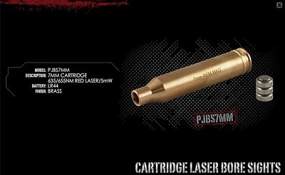 7MM LASER BORE SIGHTER